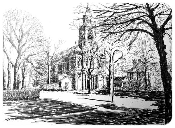 Kerk te Aarle-Rixtel
